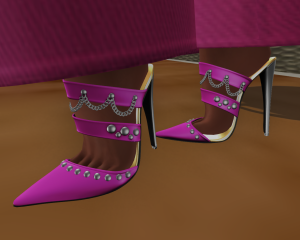 Adabelle Pumps