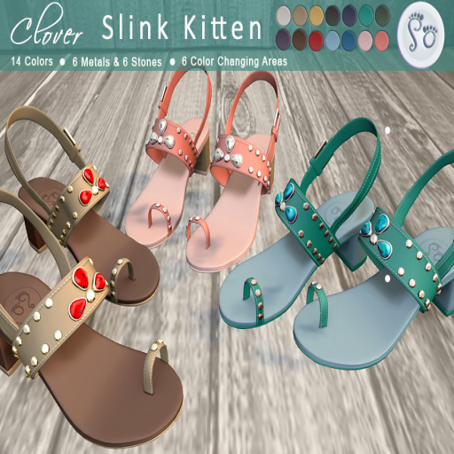Slipper - Clover Sandals FP